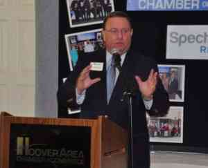 Rick Davis, Birmingham, Alabama, Business, Alliance, Amazon