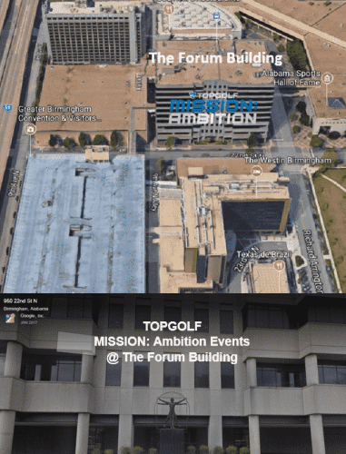 Top Golf, The Forum Building, Sheraton, downtown, hiring, jobs, Uptown, Birmingham, Alabama