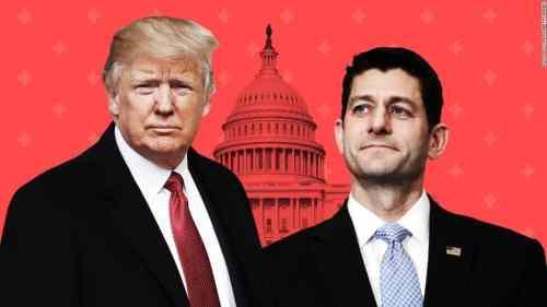 Trump, Paul Ryan, Obamacare, Subsidies