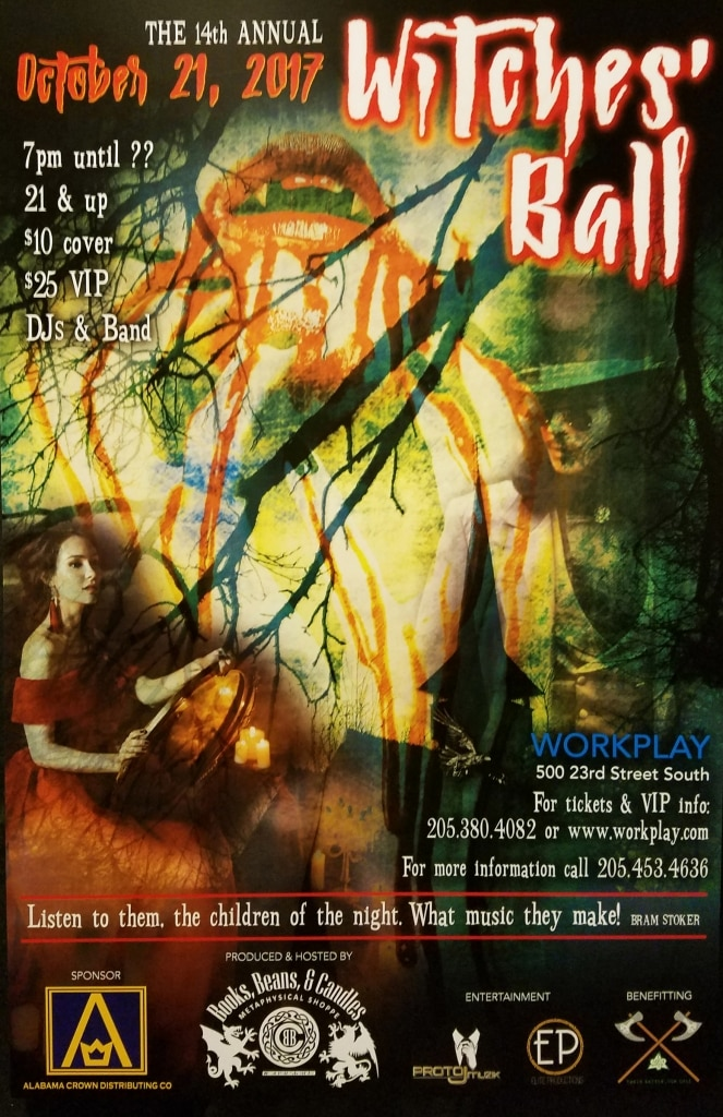 october magic city witches ball
