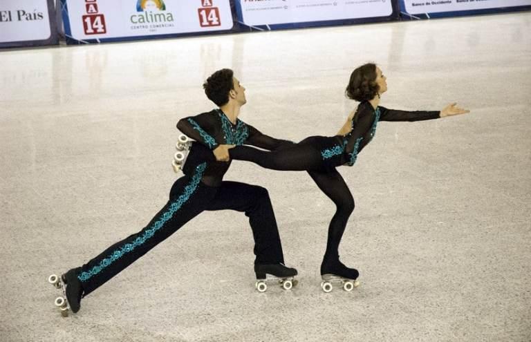 artistic roller skating, world games, Birmingham, Alabama