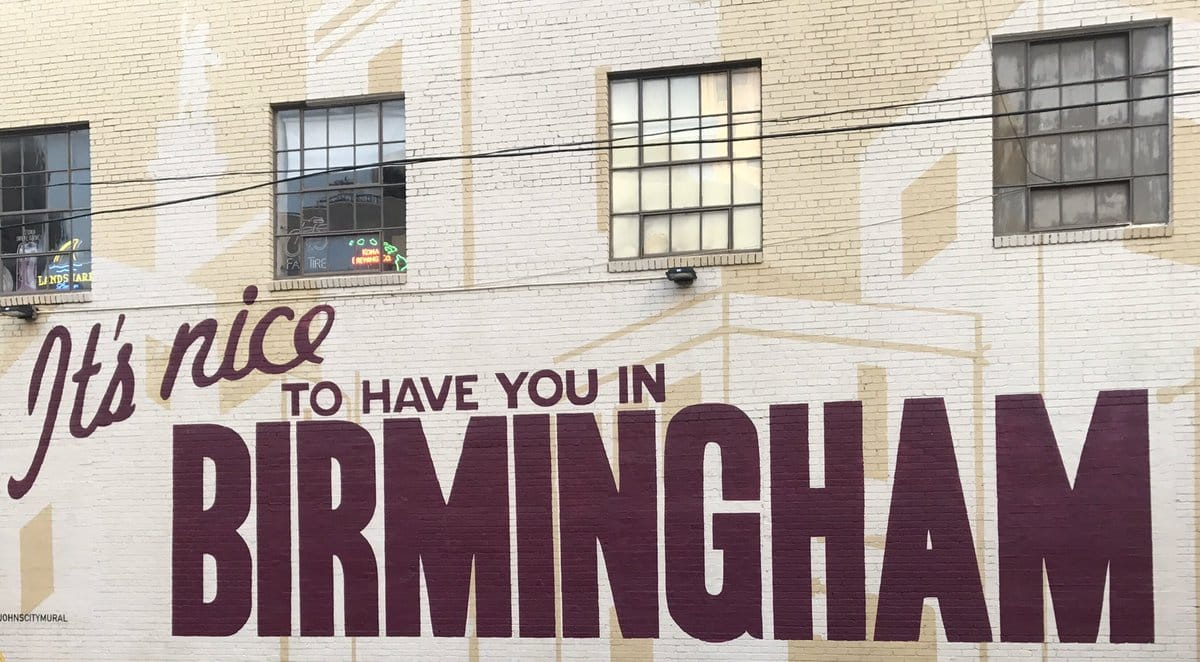 Birmingham sparks attention from Nylon magazine