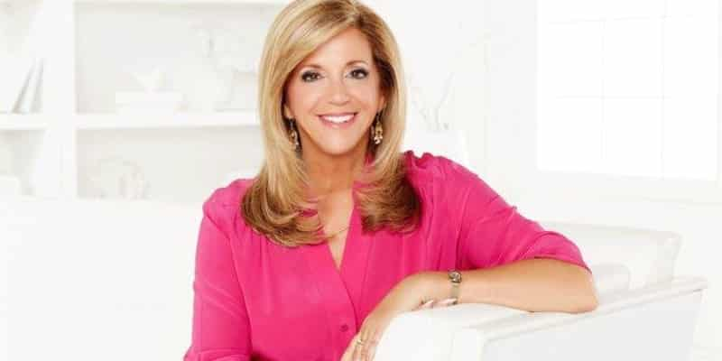 Meet self-made millionaire, inventor Joy Mangano on November 12