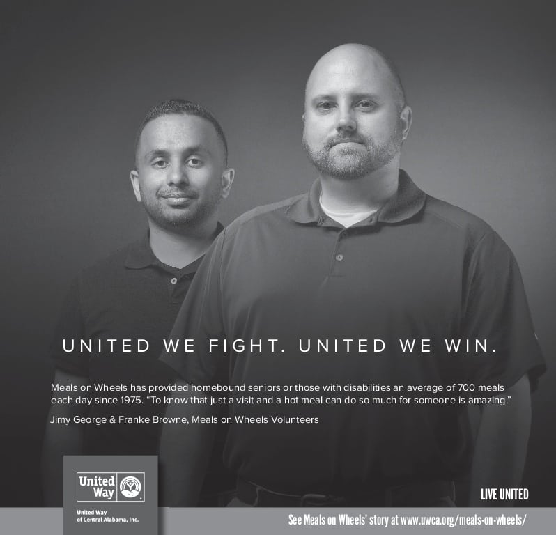Meals on Wheels United Way of Central Alabama