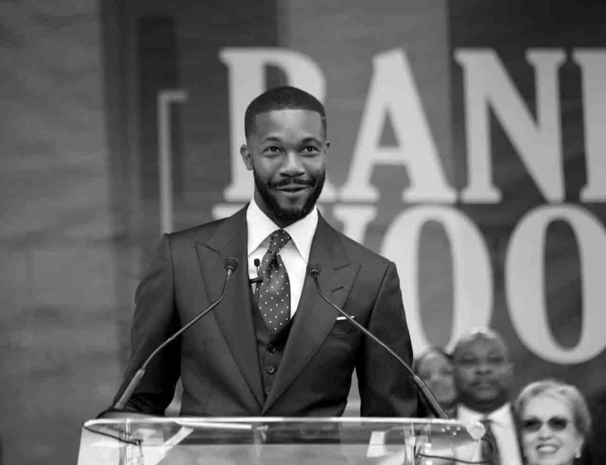 Randall Woodfin is sworn in as Birmingham's 30th mayor: photo gallery