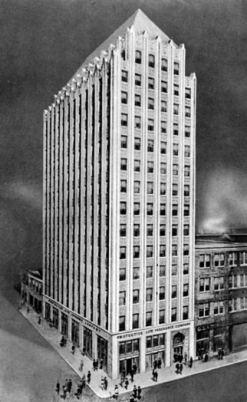 Historic Commerce Building