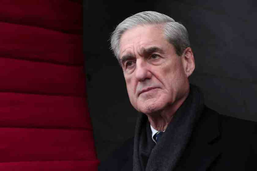 robert mueller hires David Archey
