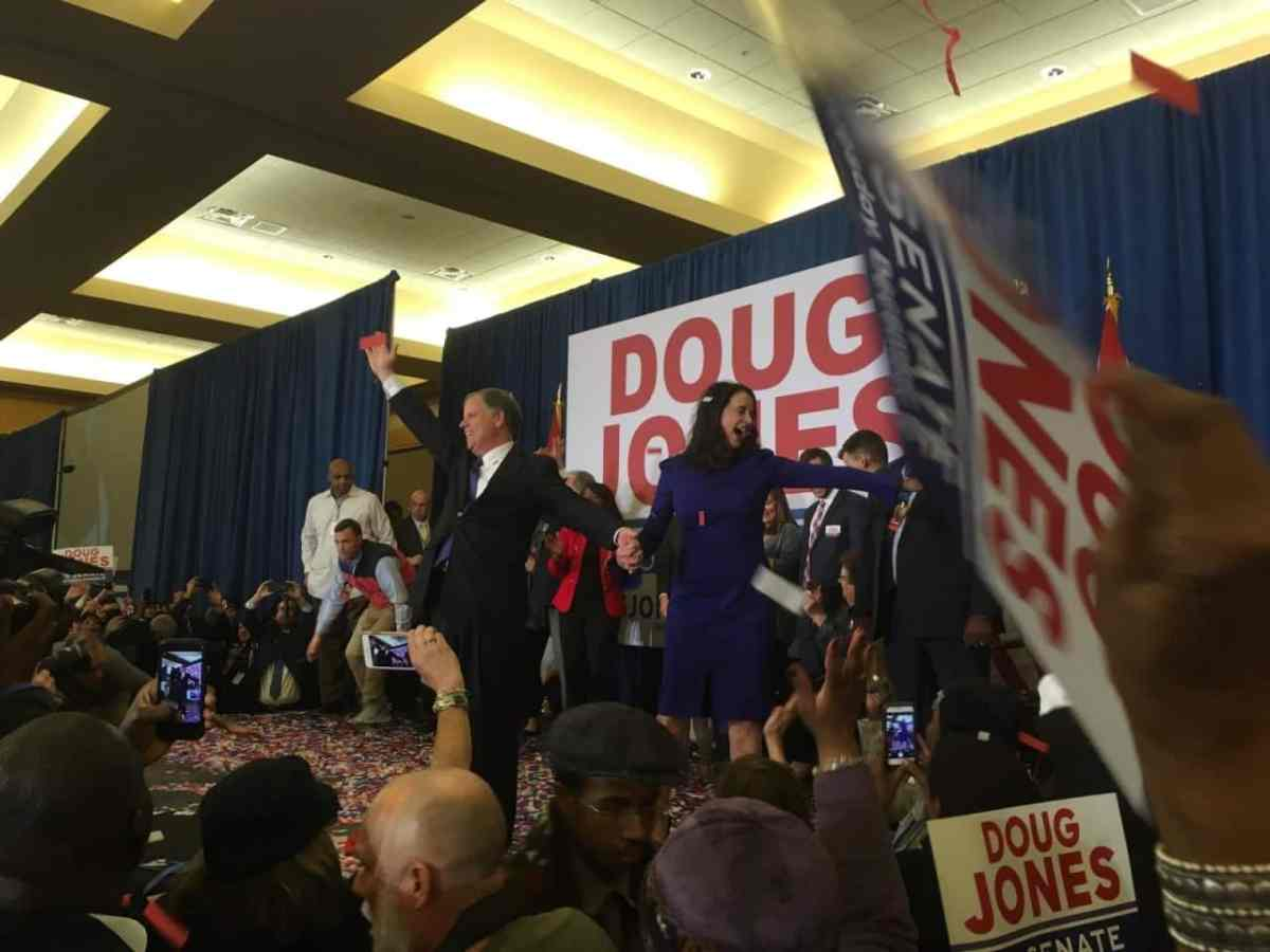 Update: Birmingham, Democrat Doug Jones wins Alabama Senate race