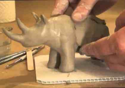 ArtPlay, Alys Stephens Center, sculpture, clay, UAB, Birmingham, Alabama