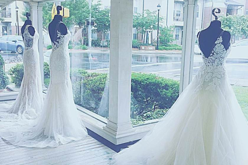 The must-know guide to Birmingham\'s top bridal shops and wedding venues