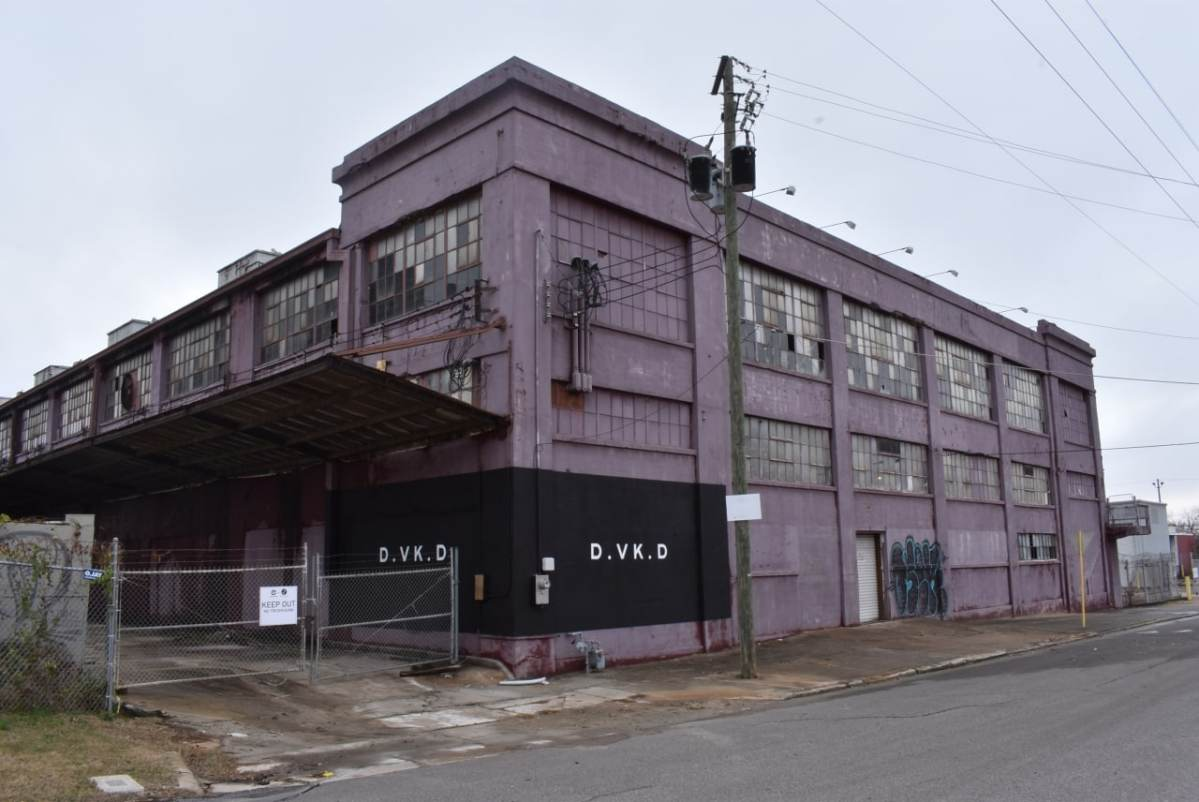 A mystery re-imagine planned for an old Birmingham building