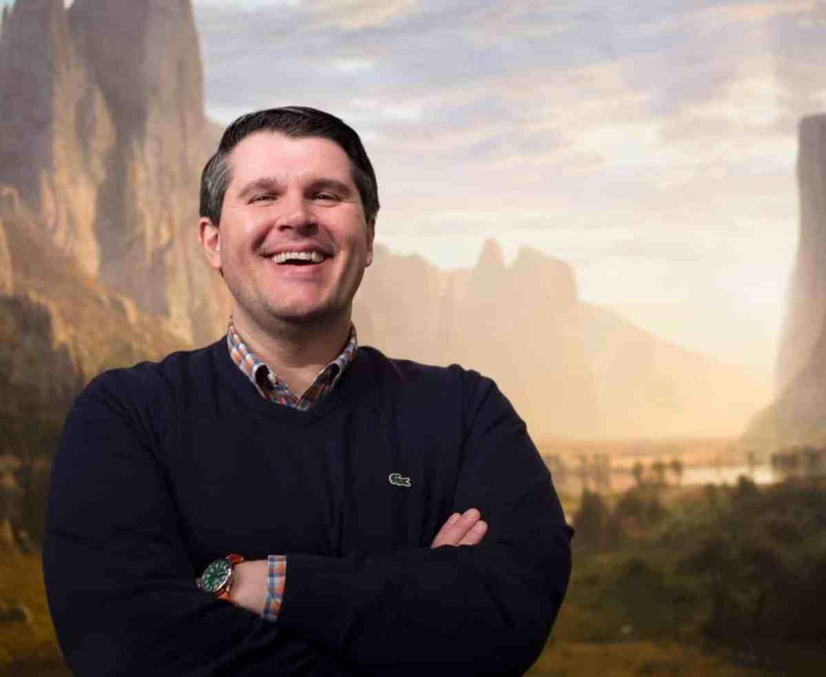 Director Graham Boettcher has high hopes for the Birmingham Museum of Art