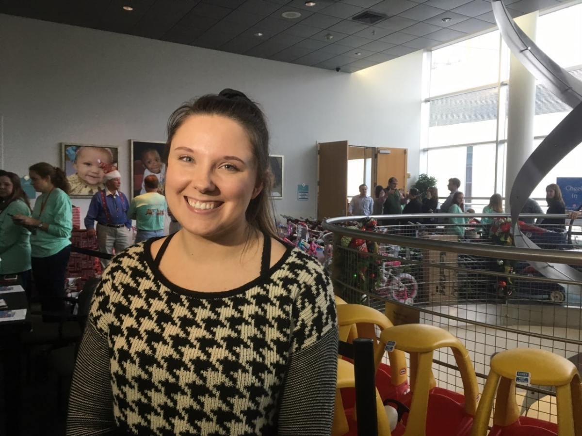 Children's of Alabama Sugar Plum Shop, a magical place for families
