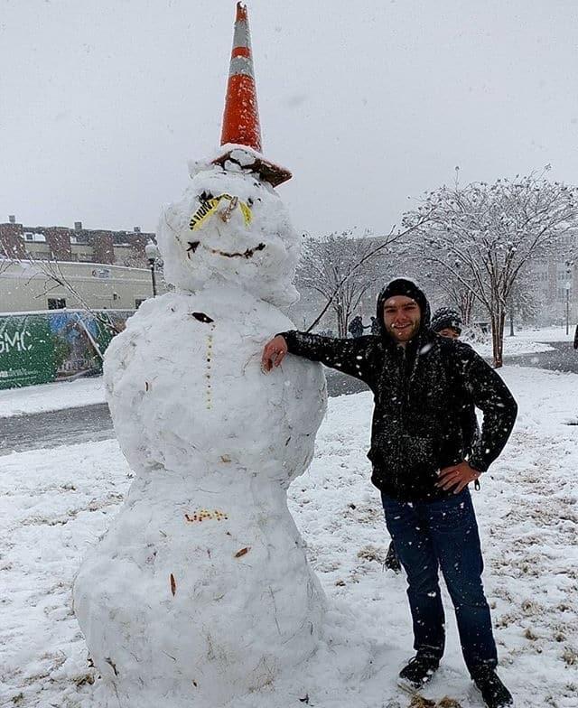 Snowmen take over Birmingham: photo gallery