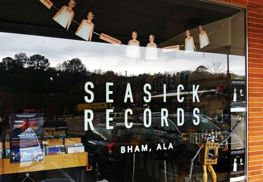seasick records vinyl cds
