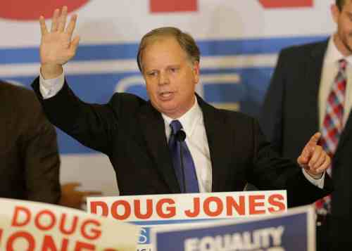 Birmingham, Alabama, Doug Jones