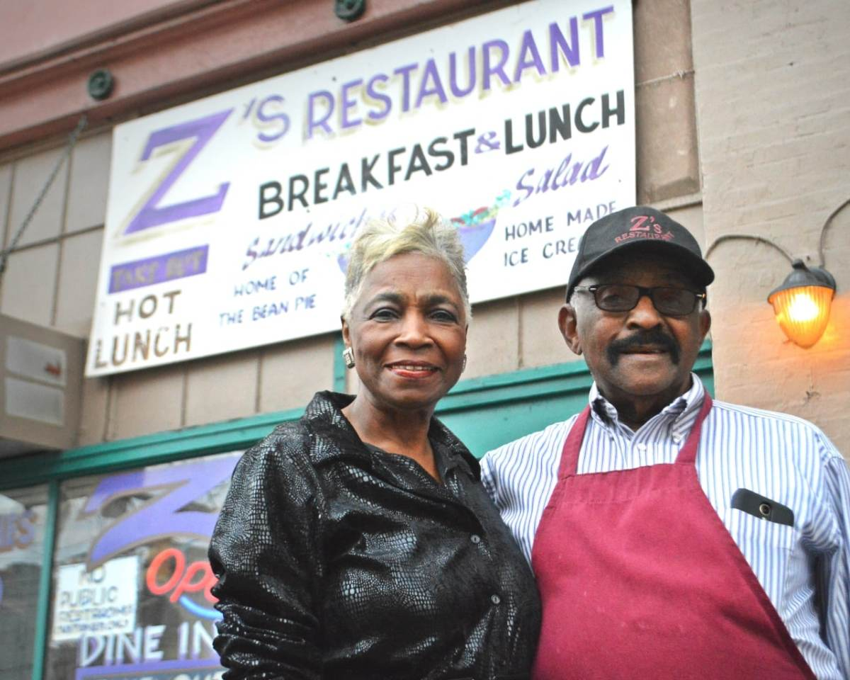 Small Business Monday – spotlight on Z's Restaurant