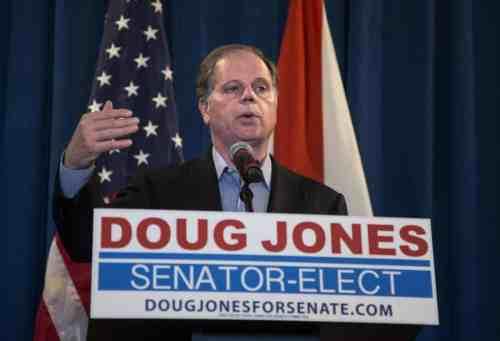 Doug Jones, Birmingham, Alabama