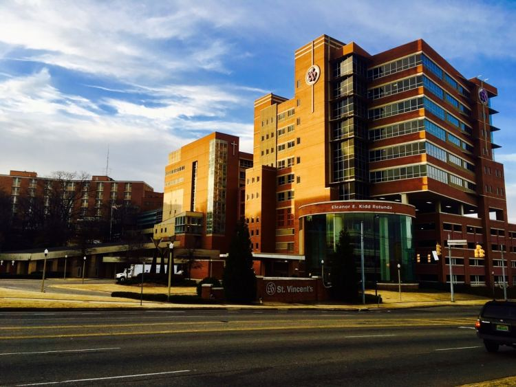 St. Vincent's Birmingham