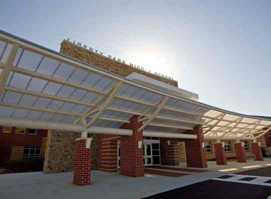 Birmingham, Jefferson County, Jefferson County Schools, Liberty Park Middle School, school lunchrooms, school lunchroom health ratings