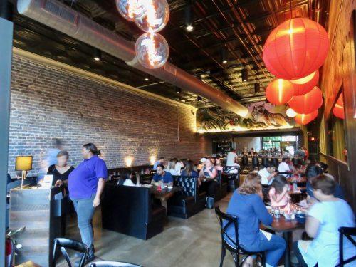 Birmingham, restaurants