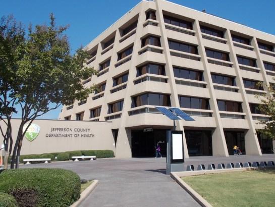 Birmingham, Jefferson County Department of Health