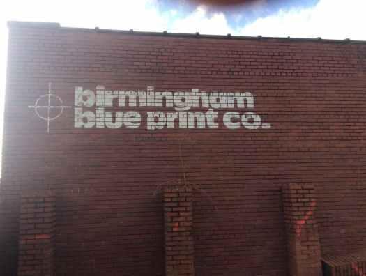 Birmingham, Birmingham Blue Print Co., restaurants, Dean Robb, Blueprint on 3rd