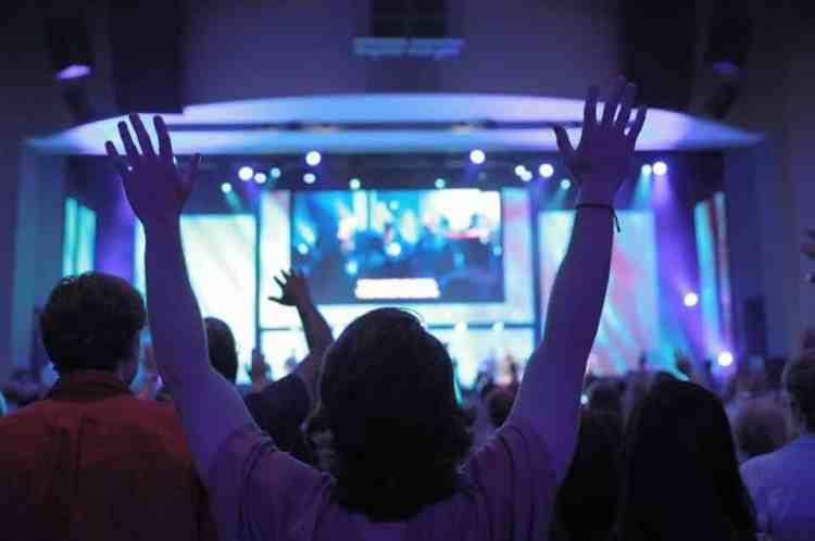 Birmingham, Church of the Highlands, megachurches, CBS News