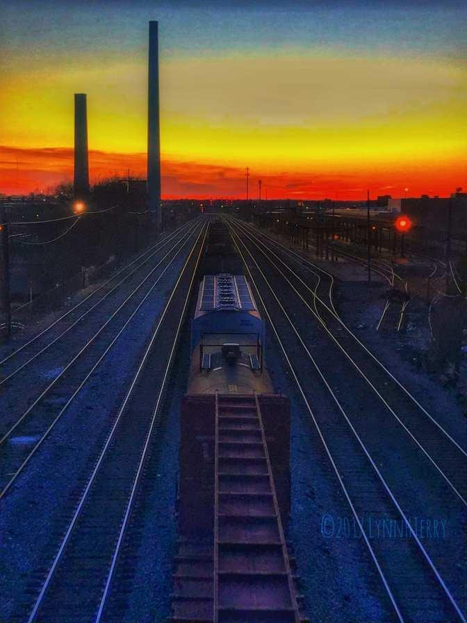 Birmingham, trains