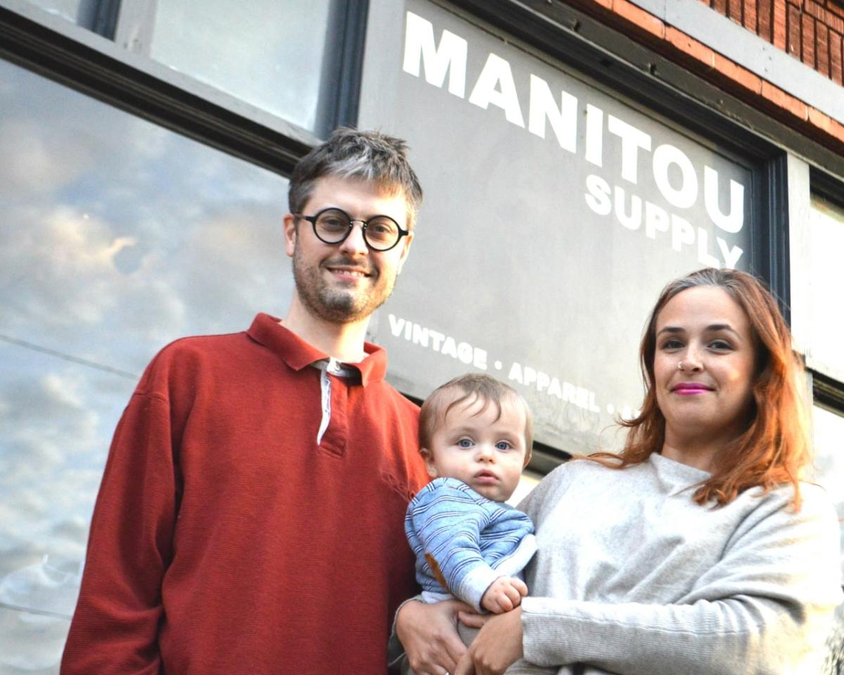 Small business Monday – Focus on Manitou Supply