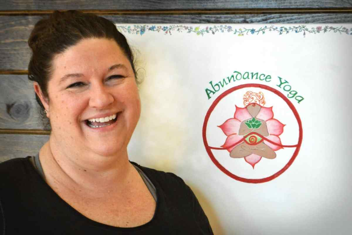 Small business Monday – spotlight on Abundance Yoga