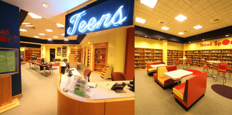 Birmingham, Hoover Public Library, teens, books, readers