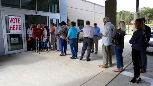 Birmingham, Alabama, vote, voting, election