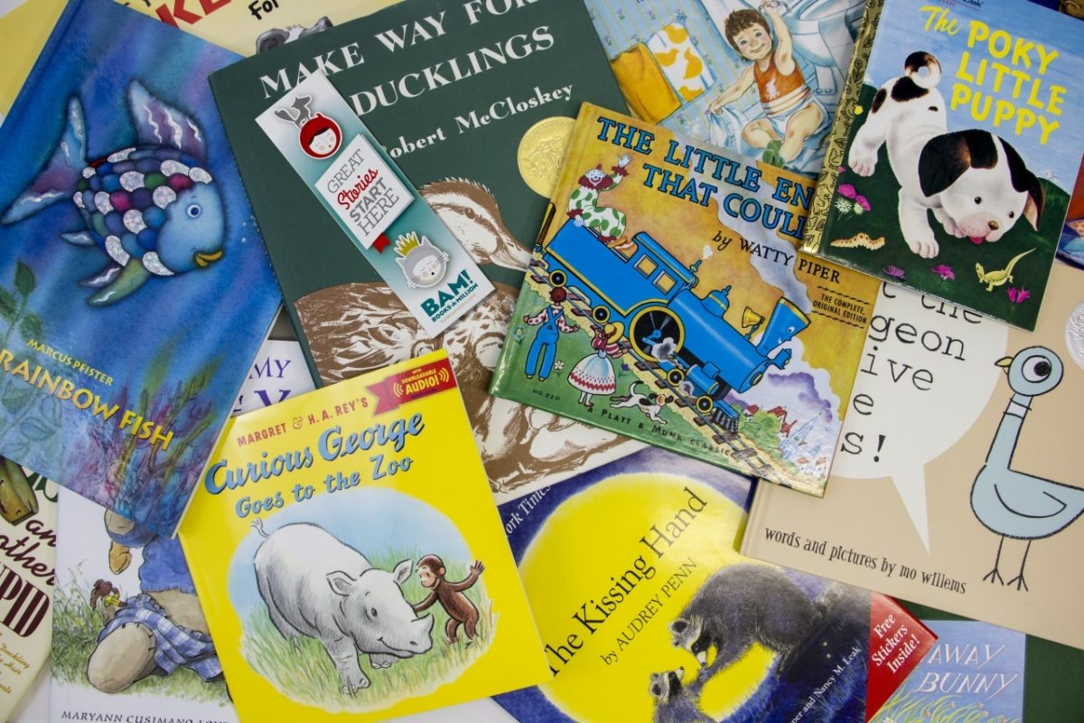 Jump-start your child's interest in reading with Books-A-Million's 50 Stories to Read Before You're 5 collection