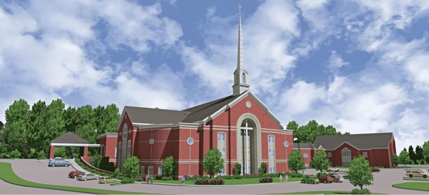Birmingham, Asbury United Methodist Church
