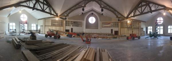 Birmingham, Asbury United Methodist Church, Birmingham Churches, open house, sanctuary