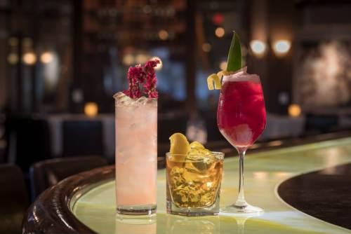 Perry's, Birmingham, Alabama, cocktail