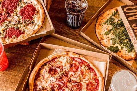 Birmingham, Blaze Pizza, pizza, food, restaurants
