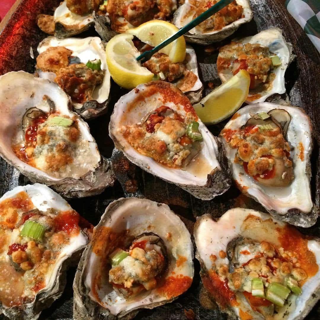 Birmingham, Wintzellu0027s Oyster House, Restaurants, Seafood, Oysters