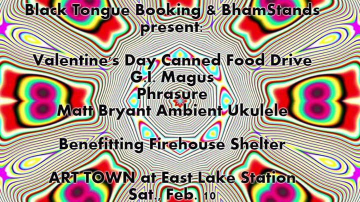 Gi Magus Phrasure Matt Bryant V Day Canned Food Drive Bham Now