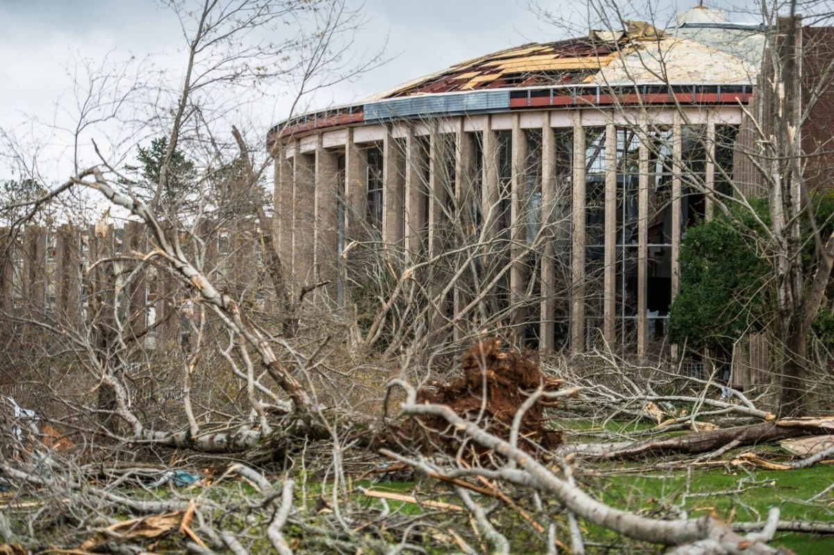 United Way of Central Alabama has launched a donation site to help tornado victims in five counties