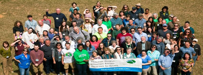 Meet Alabama River Alliance's award winning champions for clean water