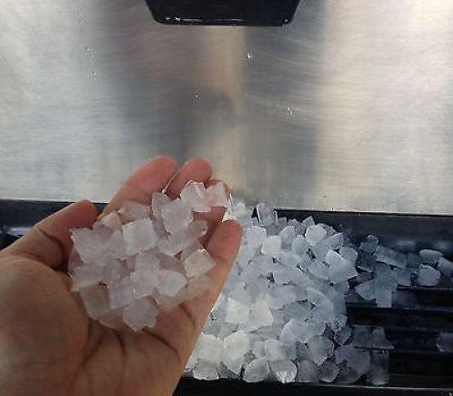 Birmingham, nugget ice, pellet ice, ice