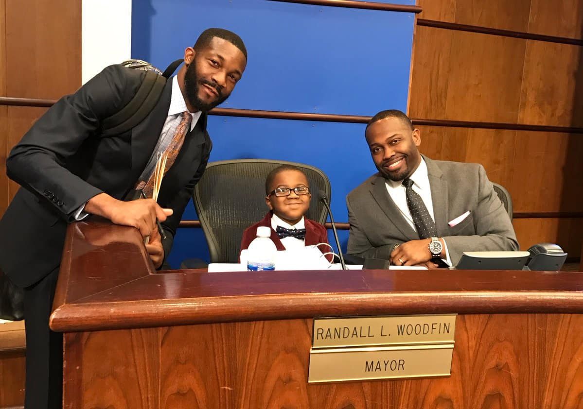 It's totally OK that Mayor Woodfin tweets, Birmingham