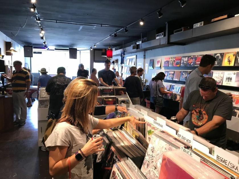 Birmingham, Record Store Crawl, Birmingham Record Store Crawl, record stores, music