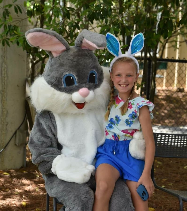 Birmingham, Birmingham Zoo, Breakfast with the Easter Bunny, Easter, Easter Bunny
