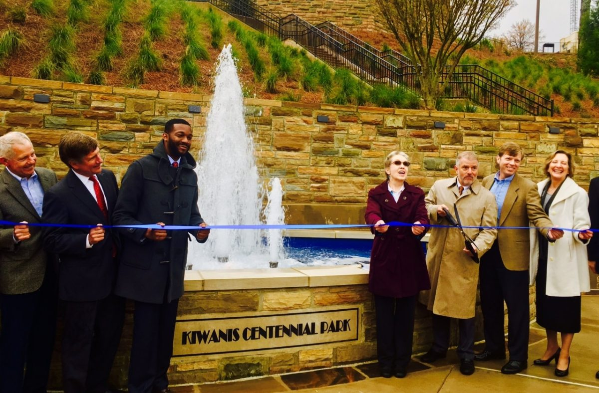 Kiwanis Centennial Park expansion to Vulcan Parkand Museum revealed