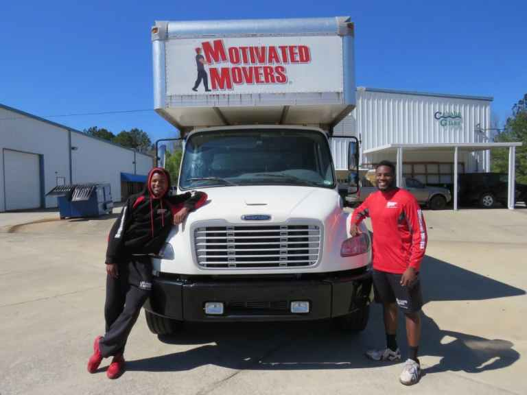 Birmingham, Motivated movers, moving, packing, moving companies, local moving companies, professional movers