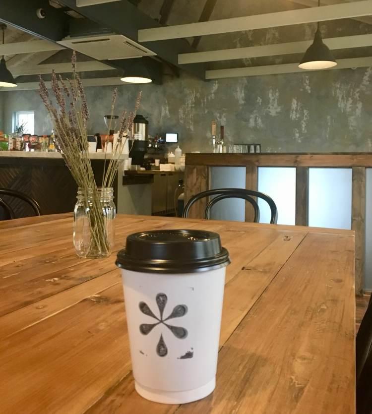 Caveat Coffee, Birmingham