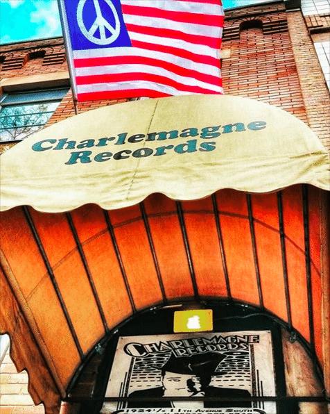 Birmingham, Record Store Crawl, music, records